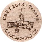 CSET 2013 - Trnava