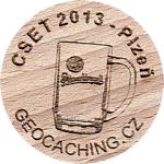 CSET 2013 - Plzeň