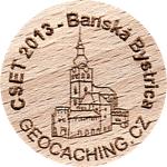 CSET 2013 - Banská Bystrica