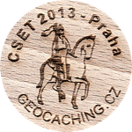 CSET 2013 - Praha