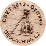CSET 2013 - Ostrava