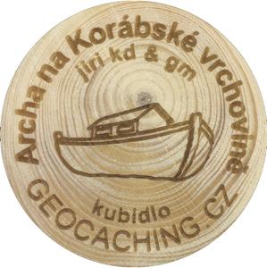 Archa na Korábské vrchovině