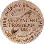 Den polévky gazpacho PV