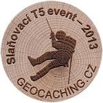 Slaňovací T5 event - 2013
