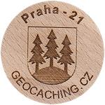 Praha - 21