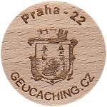 Praha - 22