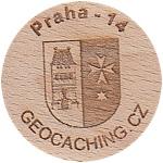 Praha - 14