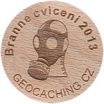 Branne cviceni 2013