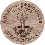 Adventní geolodička