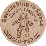 Geocaching in Space