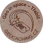 Geo in space - Třebíč