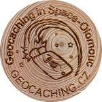 Geocaching in Space - Olomouc