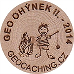 GEO OHÝNEK II. - 2014