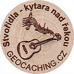 Stvořidla - kytara nad řekou