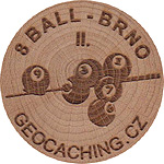 8 BALL - BRNO