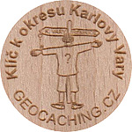 Klíč k okresu Karlovy Vary