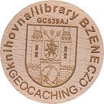 knihovna/library BZENEC