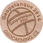 Geopetanque 2014