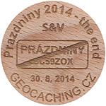 Prazdniny 2014 - the end