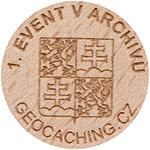 1. EVENT V ARCHIVU