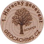 1. Horecký geoevent