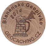 Blanenské Geopivko