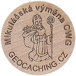 Mikulášská výměna CWG