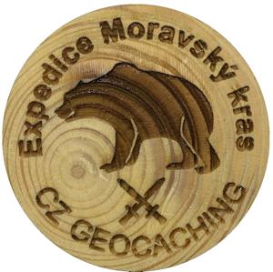 Expedice Moravský kras