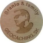 Branio & family