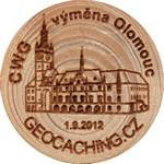 CWG výměna Olomouc