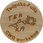 CWG workshop - Tedynka-Fufík
