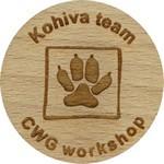 CWG workshop - Kohiva team