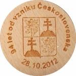 94 let od vzniku Československa