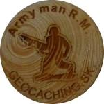 Army man R.M.