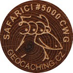 SAFARICI #5000 CWG