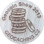 Geocoin Show 2013