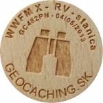 WWFM X - RV - stanica