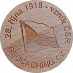 28. října 1918 - vznik ČSR