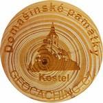 Domašínské památky - Kostel
