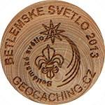 BETLEMSKE SVETLO 2013