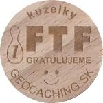 FTF kuzelky