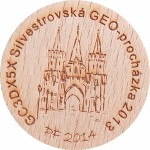 GC3DX5X Silvestrovská GEO-Procházka 2013