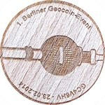 1. Berliner Geocoin-Event