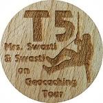 T5 Mrs. Swasti & Swasti on Geocaching Tour