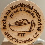 Archa na Korábské vrchovině FTF