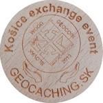 Košice exchange event