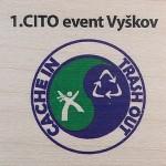 1.CITO event Vyškov