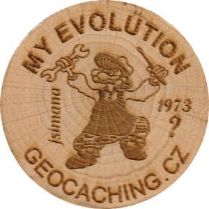 MY EVOLUTION