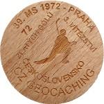 39. MS 1972 - Praha