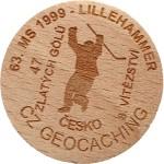 63. MS 1999 - LILLEHAMMER